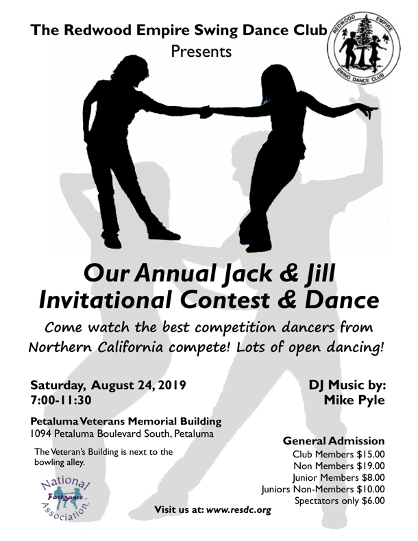 Jack and Jill Invitational